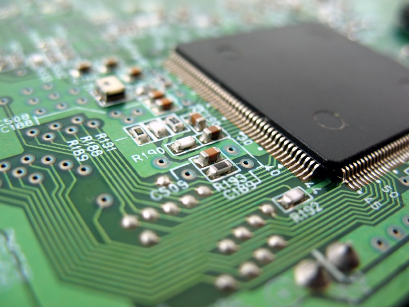 semiconductor-test-chip